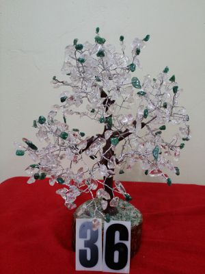 AGATE STONE TREE , CRYSTAL STONE BIDS for Sale in Jersey City, NJ