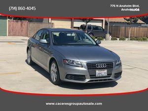 2011 Audi A4 for Sale in Anaheim, CA