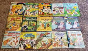 15 Vintage Disney Books for Sale in Vancouver, WA