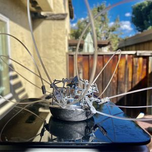Custom Weighted Crab Snares (6 loops) for Sale in Santa Clara, CA
