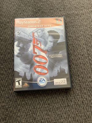 007 ps2 for Sale in Quincy, MA