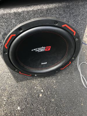 Sub amp woofer for Sale in Oxon Hill, MD