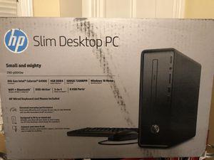 HP Slim Desktop PC for Sale in Greenville, NC