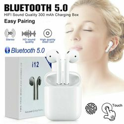 i12 wireless Headphone Brand new high quality for Sale in El Monte,  CA
