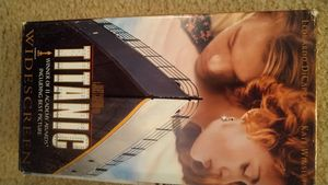 Titanic VHS 📼 for Sale in San Dimas, CA