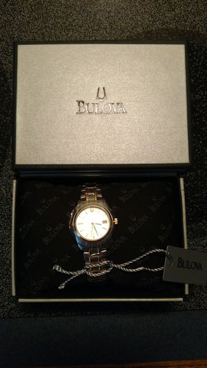 Ladies Bulova Watch for Sale in Appomattox, VA