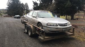 2001 Chevy impala for Sale in Monmouth, OR