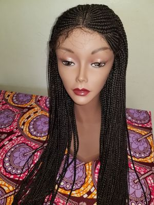 Classic African Braided Hair for Sale in Waldorf, MD