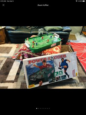Tommy table soccer all pieces, like new for Sale in Livonia, MI
