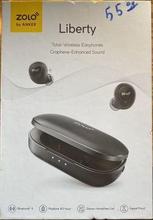 Zolo Liberty Bluetooth headphones for Sale in Fresno, CA