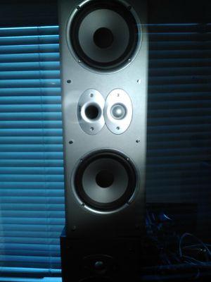 Polk Audio speakers for Sale in Pflugerville, TX