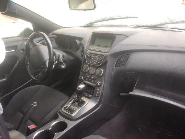 2013 Hyundai Genesis 2 door Parts