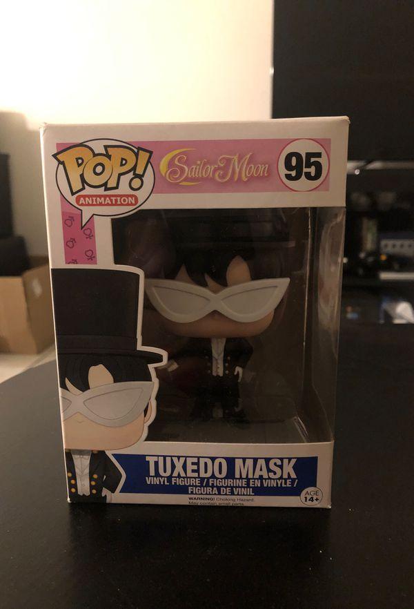 Tuxedo Mask Funko Pop