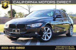2015 BMW 3 Series for Sale in Stanton, CA