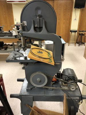 Rockwell Delta band saw for Sale in Oshkosh, WI