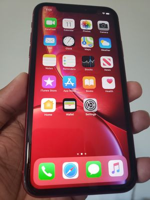 iPhone XR , Unlocked for All Company Carrier , Excellent Condition like New for Sale in Springfield, VA