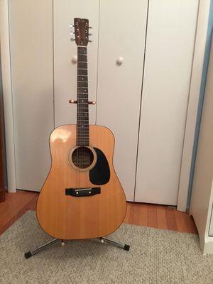 Fender acoustic guitar, model F-03 for Sale in Reston, VA