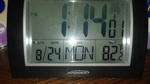 Atomix Clock for Sale in Riverside, CA