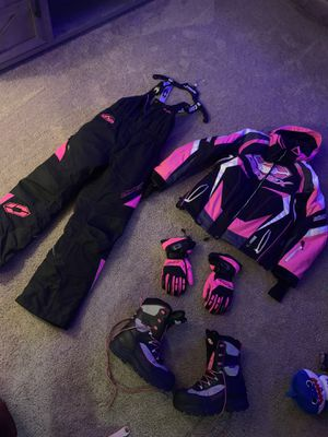 Snowmobile outfit for Sale in Minneapolis, MN