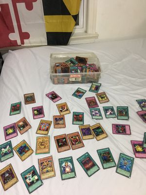 Yugioh cards (NEED GONE ASAP) (BEST OFFER) for Sale in Silver Spring, MD