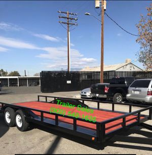 8.5x20x1 buggy trailer $3899 for Sale in West Covina, CA