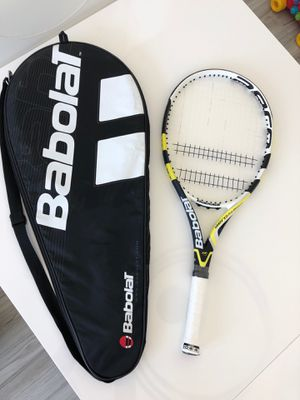 Tennis racket and case. Babolat pro drive Jr. BRAND NEW for Sale in Scottsdale, AZ