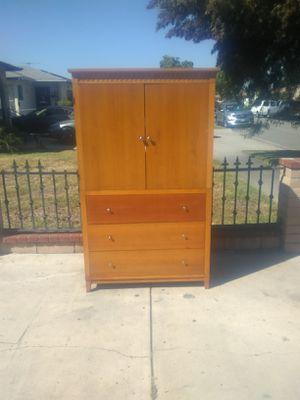 Entertainment/Armoire Three drawer by C F Kent Furniture for Sale in Pico Rivera, CA