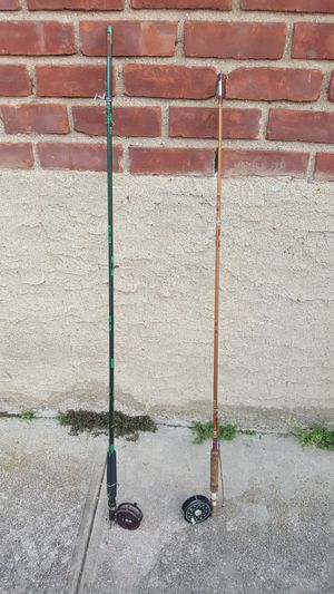 Fly fishing rods for Sale in Queens, NY