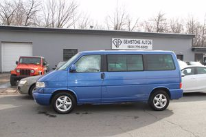 2002 Volkswagen EuroVan for Sale in Ewing Township, NJ
