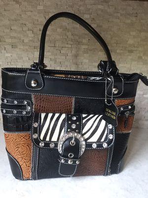 Genuine leather purse- brand new for Sale in San Juan Capistrano, CA