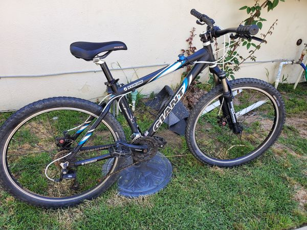 GIANT HARDTAIL MTB FOR SALE!