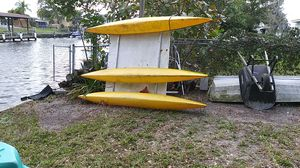 Yellow Banana Boat for Sale in Ruskin, FL