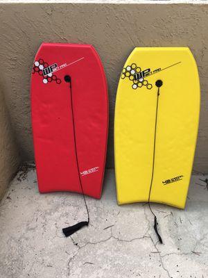 2 BodyBoard Wet Pro 42 for Sale in San Diego, CA