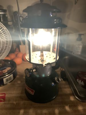 Coleman Camping Lantern 220F for Sale in Mesa, AZ