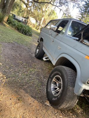 86 bronco // built motor and trans //trade !! for Sale in Bartow, FL