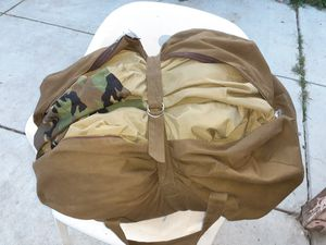 Army sleep bags. for Sale in Tracy, CA