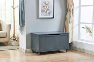 Storage Bench, Gray   6609 for Sale in Santa Ana, CA