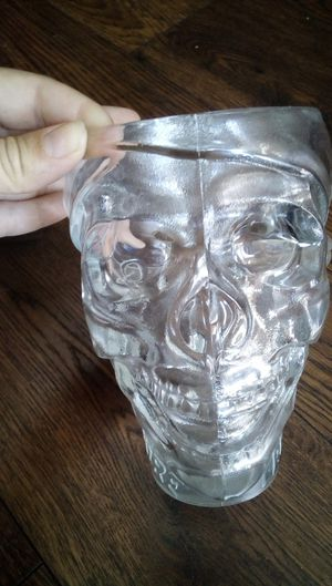 Large treasure island glass cup for Sale in Las Vegas, NV