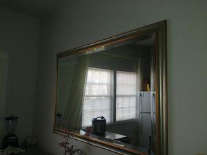 Big wall mirror for Sale in Waldorf, MD