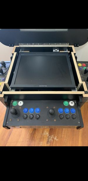 Arcade cocktail Official game haven with thousand of games for Sale in Santa Ana, CA
