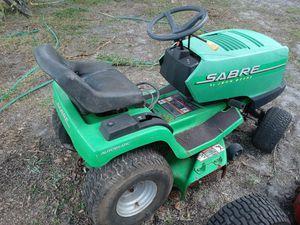 Sabre John Deere Lawn mower for Sale in Auburndale, FL