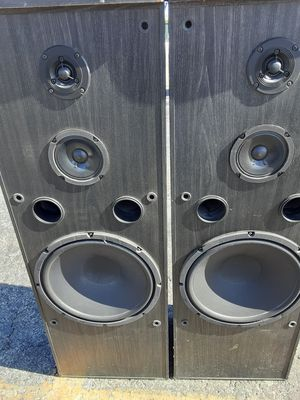 Onkyo speakers $30 for Sale in Huntington Beach, CA