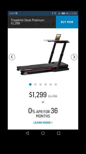 nordic treadmill for Sale in Chicago, IL