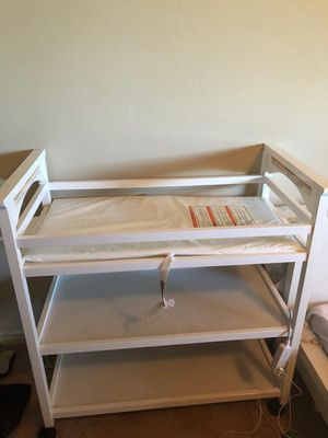 Baby Diaper changing table for Sale in West McLean, VA