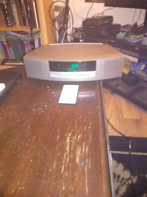 Bose wave music system for Sale in West Valley City, UT