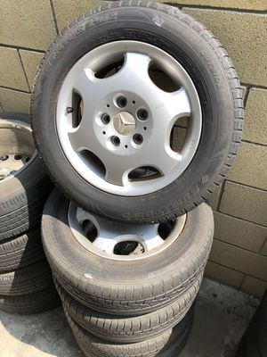 "Mercedes wheels 15"" for Sale in Santa Ana, CA"