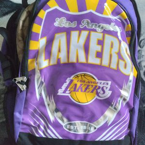 Lakers Backpack for Sale in Los Angeles, CA