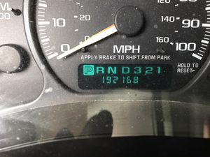 2002 Chevy Tahoe 4x4 4.8 for Sale in Boulder City, NV