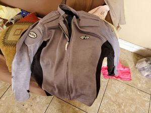 Noe rocket motorcycle riding jacket fresh 3xl but fits like an xl for Sale in Las Vegas, NV