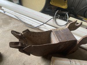 Heavy Duty Excavator Bucket for Sale in Houston, TX
